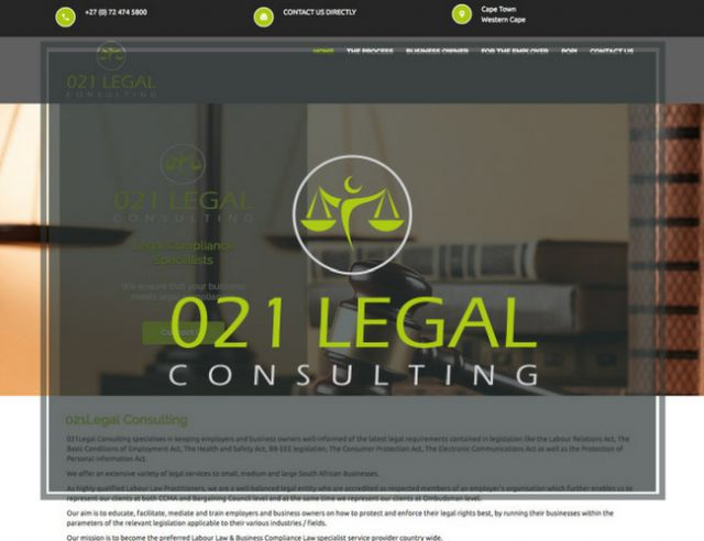 021 Legal Consulting